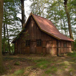 Das Alte Backhaus Hogenbögen. Foto: Gemeinde Visbek