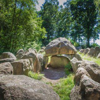 Die Kleinenkneter Steine. Foto: Andrea Lehmkuhl