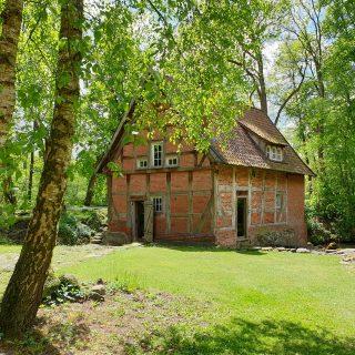 Die Heinefelder Mühle. Foto: Iris Gallmeister