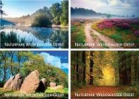 Postkartenset Naturpark Wildeshauser Geest