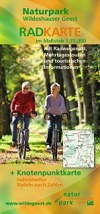 Radkarte Naturpark Wildeshauser Geest + Knotenpunktkarte