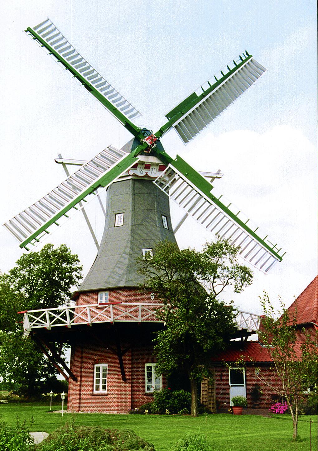 Windmuhle habbrugge